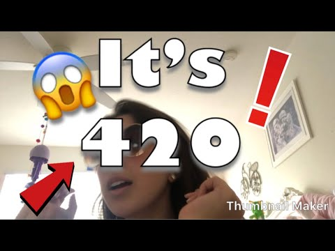 If this video turns out not being 420 I'm going to be mad | celebration for 420 | Basic Dana