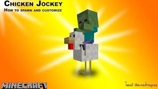 How to Summon Zombie Chicken Jockey