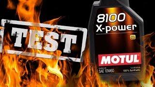 Motul 8100 X-Power 10W60 Który olej silnikowy jest najlepszy?