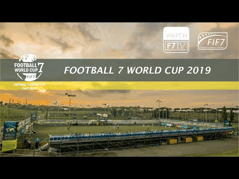 Football 7 World Cup Italy 2019 - Official Video