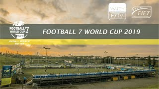 Football 7 World Cup Italy 2019 Official Video