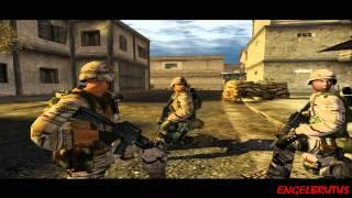 Full Spectrum Warrior PC Gameplay Chapter 3 Part 1/2
