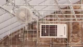 Reznor Greenhouse Heaters: An Overview