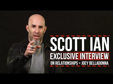 Anthrax's Scott Ian Talks Relationships + Joey Belladonna