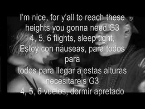 Beyonce - Drunk in love ft Jay Z -  (lyrics/ letras) español