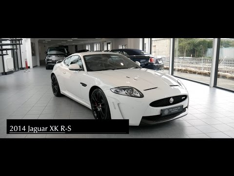Jaguar XK R-S - interior and Exterior Walkaround