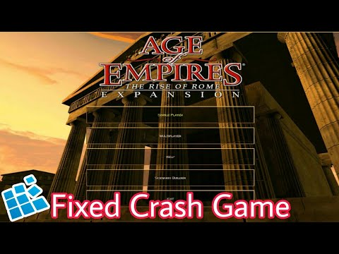 Fixed Crash Game Age Of Empires On Exagear