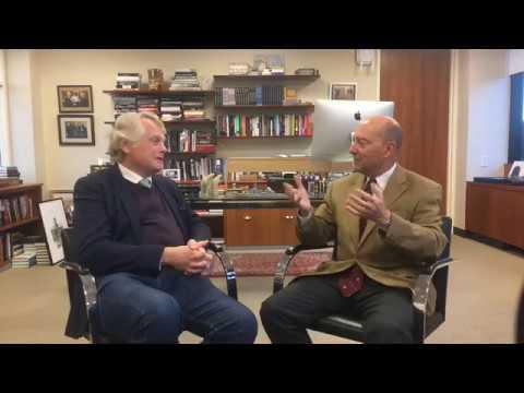 Dean Stavridis Speaks With