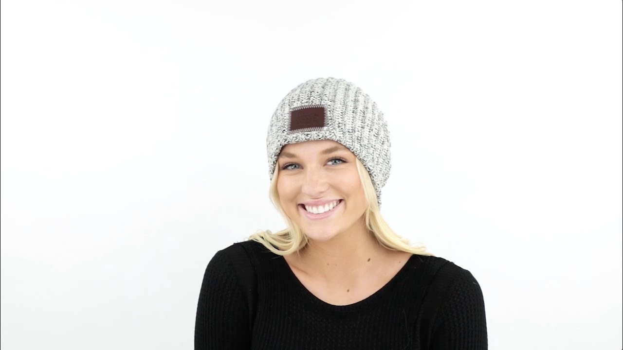 Love Your Melon  How To Style Your Beanie - YouTube 299b839868a