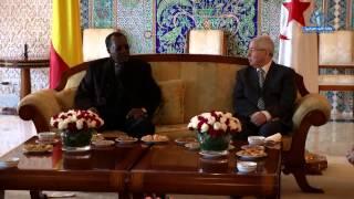زيارة الرئيس التشادي إدريس ديبي إتنو إلى الجزائر