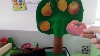 """Познавательное развитие детей через игру. Как можно сделать игру """"Овощи, фрукты"""" своими руками?"""