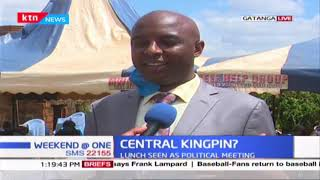 Murang'a Senator speaks on development projects in Central amid talks of region's Kingpin takes