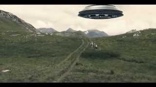 invasion ovni, UFO attack in France