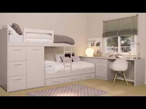 Dormitorios juveniles lacados   youtube