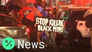George Floyd Protest: Police Clash with Demonstrators in Minneapolis
