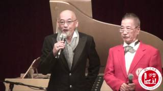 01-あんただ~れ創業40周年パーティー ビデオレター