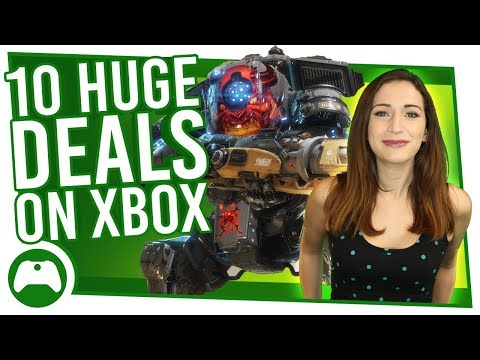 10 Massive Xbox Deals You Must Not Miss | March 21 2018