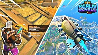 The NEW Fortnite.. (Free Battle Royale Game) - Realm Royale