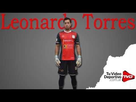 Leonardo Torres   Arquero