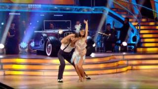 Pasha Kovalev & Chelsee Healey - Charleston (Training, Dance & Scores)