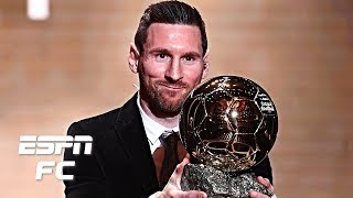 Why Lionel Messi Deserved To Win The Ballon D'or Over Virgil Van Dijk | Espn Fc