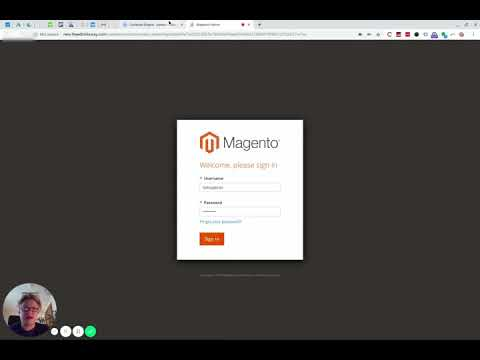 Copy of How to change the back office URL in Magento 2 the easy(ish) way! thumbnail