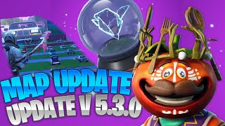 Fortnite Update 5.3. Film in Risky Reels und Tomato Town wird zu Temple 😱 Fortnite News von Sumas