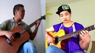 Bằng Lăng Tím - Song Tấu Guitar