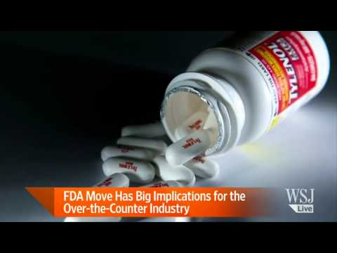 FDA Seeks to Fast Track Over the Counter Drugs