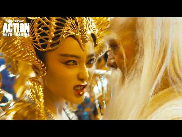 LEAGUE OF GODS 封神传奇 | Official Trailer [Jet Li, Fan BingBing ...
