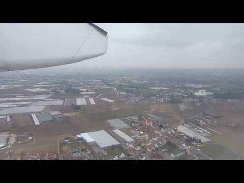 FULL FLIGHT - EDDM / Munich to EDDN / Nuremberg - Lufthansa Dash 8 Q400