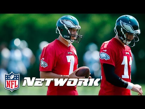 Kurt Warner breaks down Carson Wentz -  Sam Bradford Dynamic | NFL Network