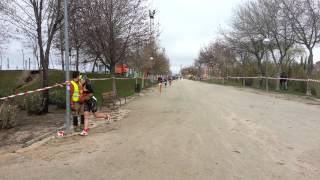 1ª carrera a pie fem cto madrid du 2013