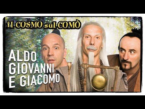 Il Cosmo sul comò - Trailer   Aldo Giovanni e Giacomo