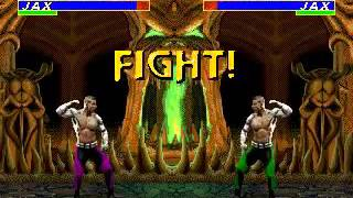 Mortal Kombat 3 - Jax (Sega Genesis) (By Sting)
