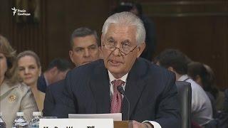 Тіллерсон  США мали рішучіше реагувати на анексію Криму – і військовою допомогою Україні