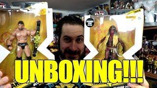 📦 UNBOXING 📦 WWE Mattel NXT Takeover Elite Figures!!!