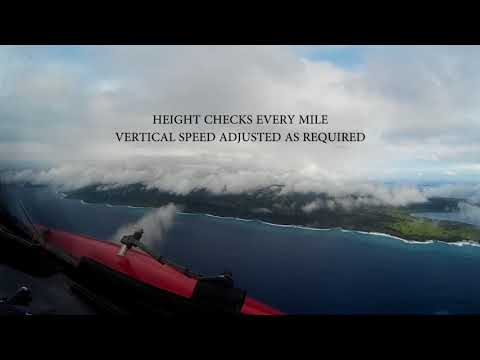 Port Vila, Vanuatu Approach