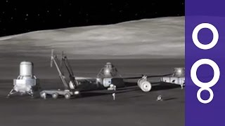 How to build a village on the Moon