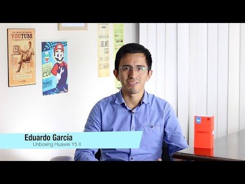 Unboxing: Huawei Y5 II - Un Gama Media Completo - Español Peru Latinoamérica