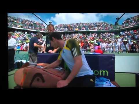 Andy Murray v David Ferrer Final Sony Open Miami 2013