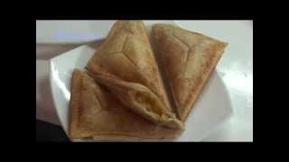 Слоеное ложное тесто в хлебопечке Philips HD9046
