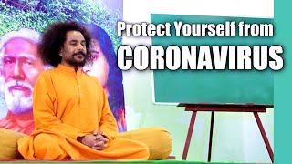 Kriyayoga: Protect Yourself from CORONAVIRUS (English with subtitles)
