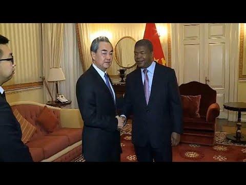 China não está preocupada com a dívida de Angola