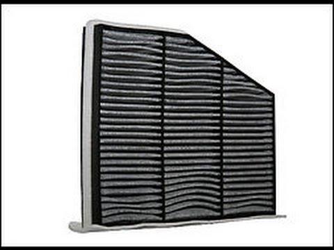 how to change the pollen filter cabin filter for vw golf. Black Bedroom Furniture Sets. Home Design Ideas