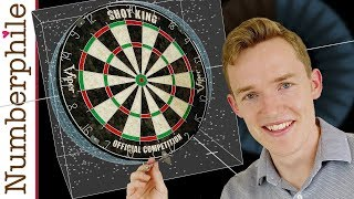 Darts in Higher Dimensions (with 3blue1brown) - Numberphile