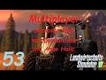 LS 17 Multiplayer Sosnovka #53 Aufs Dach gelegt und versenkt [german/deutsch]