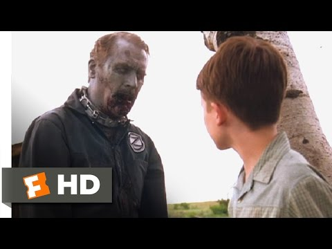 Fido (2006) - Blast Him! Scene (8/11)   Movieclips