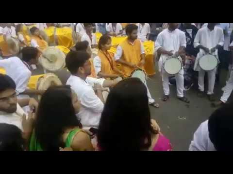 Dhol Tashe Band Dombivli Phadke Road