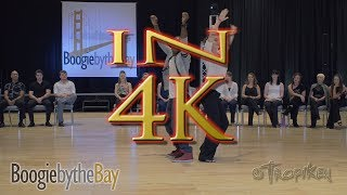 Eric Byers & Bryn Anderson - 1st Place - 2017 Boogie by the Bay (BbB) All-Stars Jack & Jill - IN 4K
